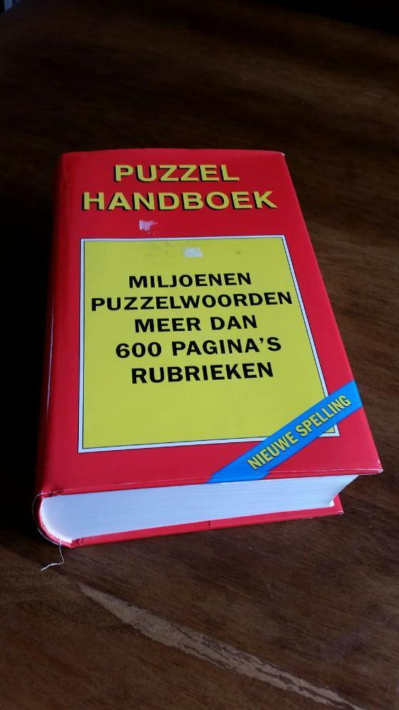 puzzel handboek