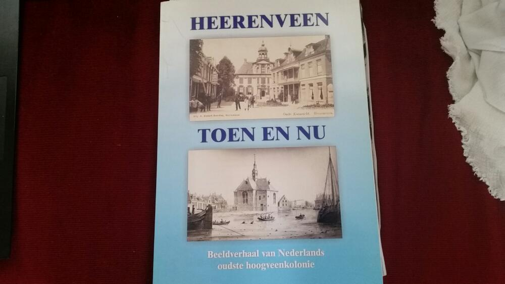 Geschiedenis (History) Heerenveen