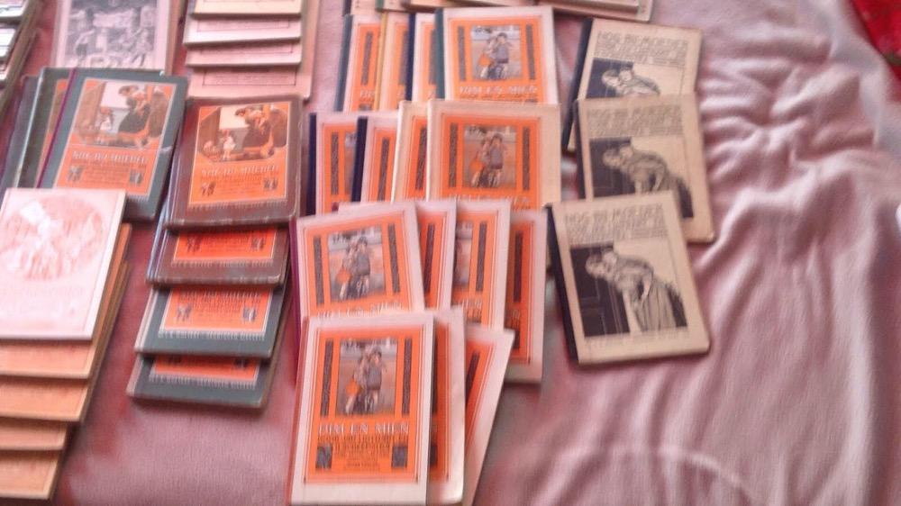 Schoolboekjes Jetses 1,50 per stuk