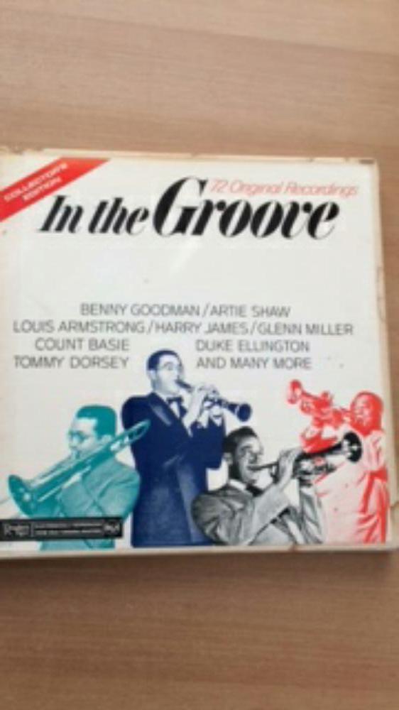 lp's enkel pop folk jazz