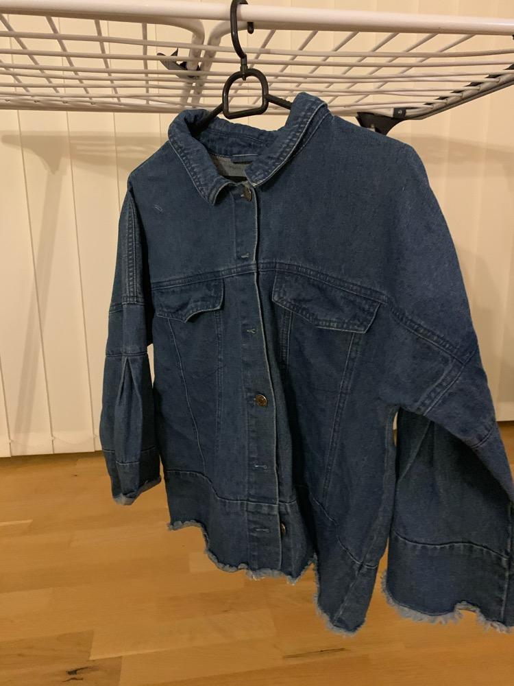 Only denimskjorte