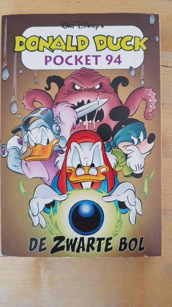Donald Duck pocket 94