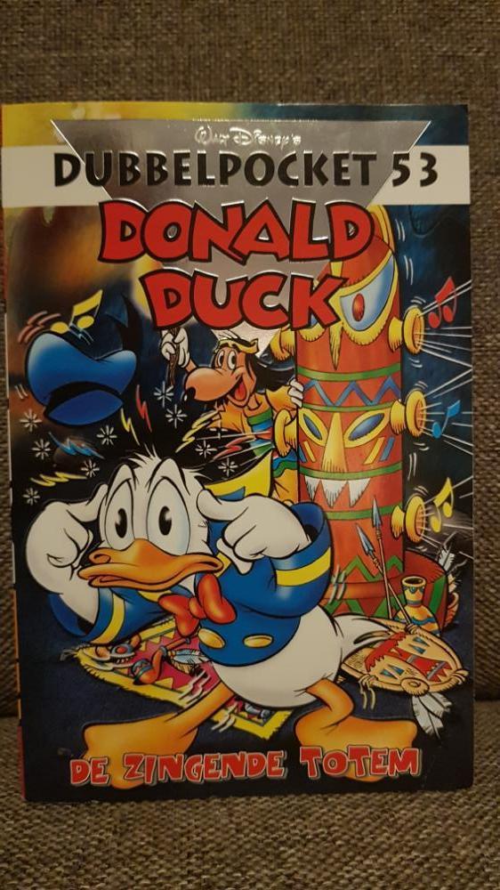 Donald Duck dubbelpocket 53
