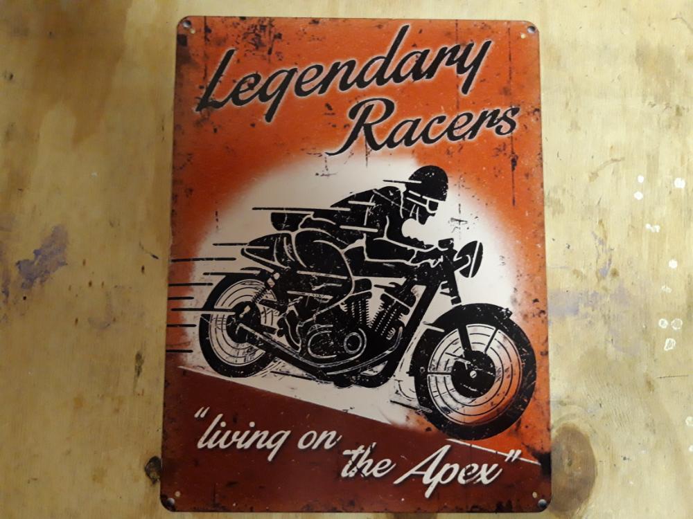 Legendary racers
