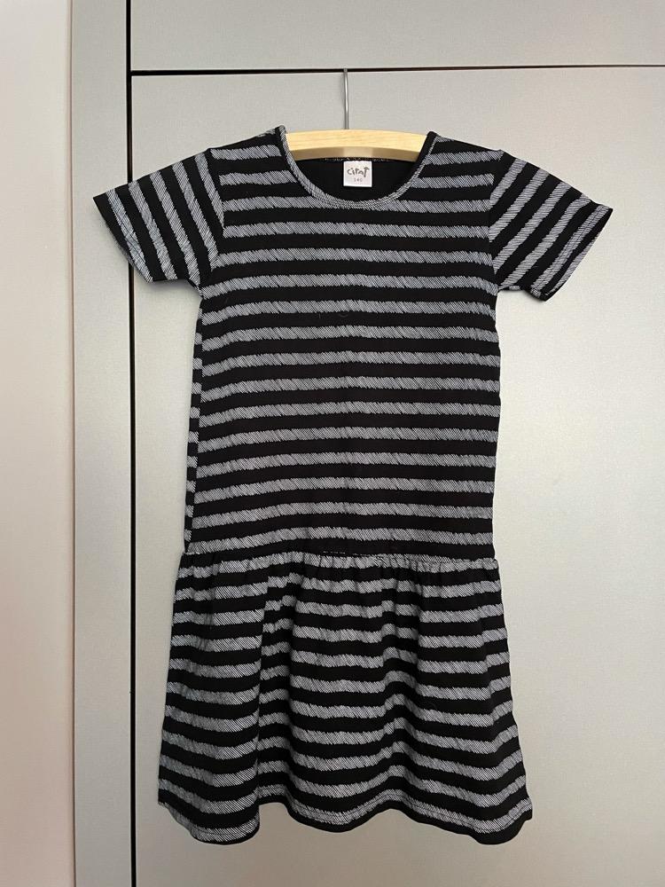 Meisjes jurk, mt 140