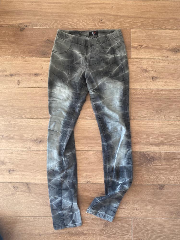 Legging grijs