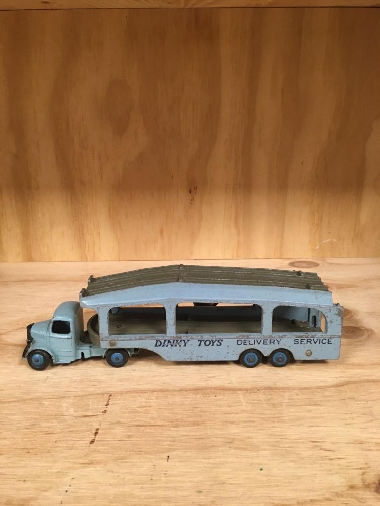 Dinky Toy transporter