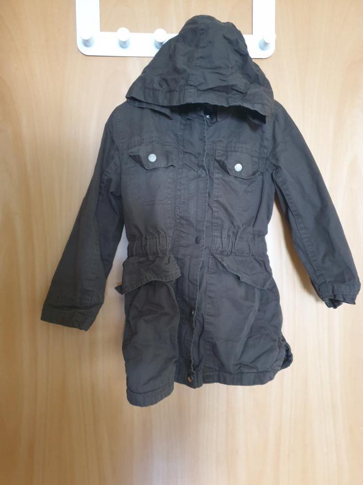 Hermannagrænn jakki st.110
