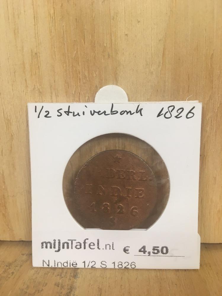 Nederlands Indië 1826