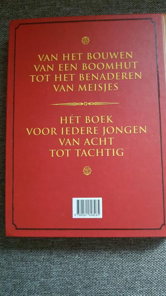 Het Jongens Boek