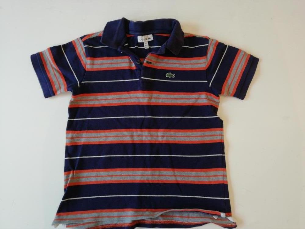Lacoste-paita sininen 140
