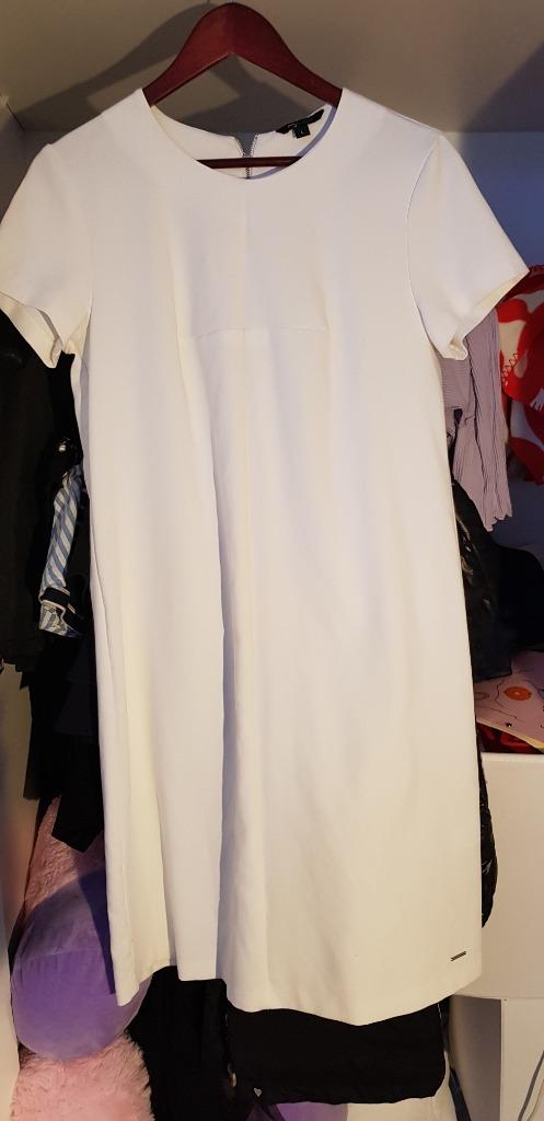 Mywear valkoinen mekko L