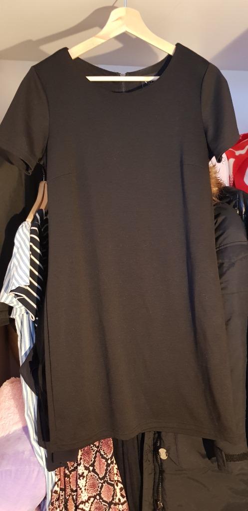 Vila TINNY-mekko musta koko M