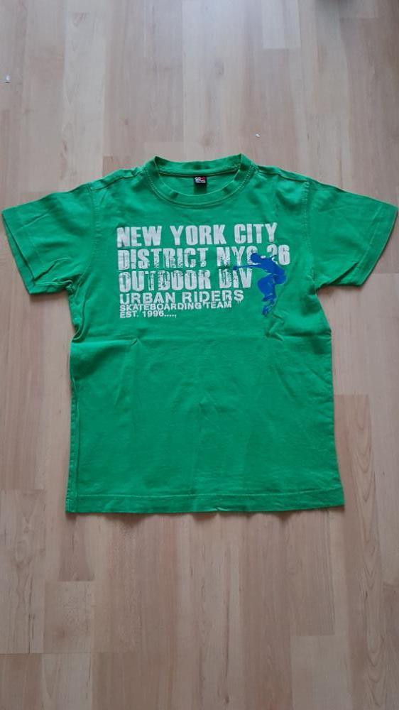 T-shirt groen Soho 134/140