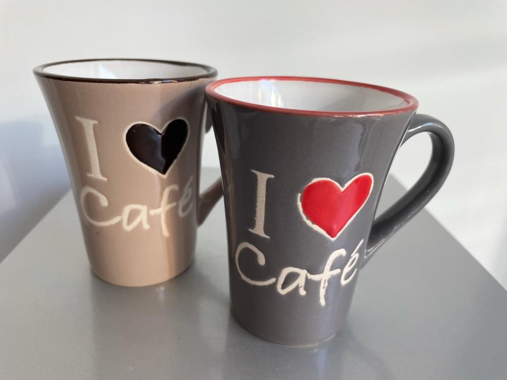 Duo I ❤️ cafe