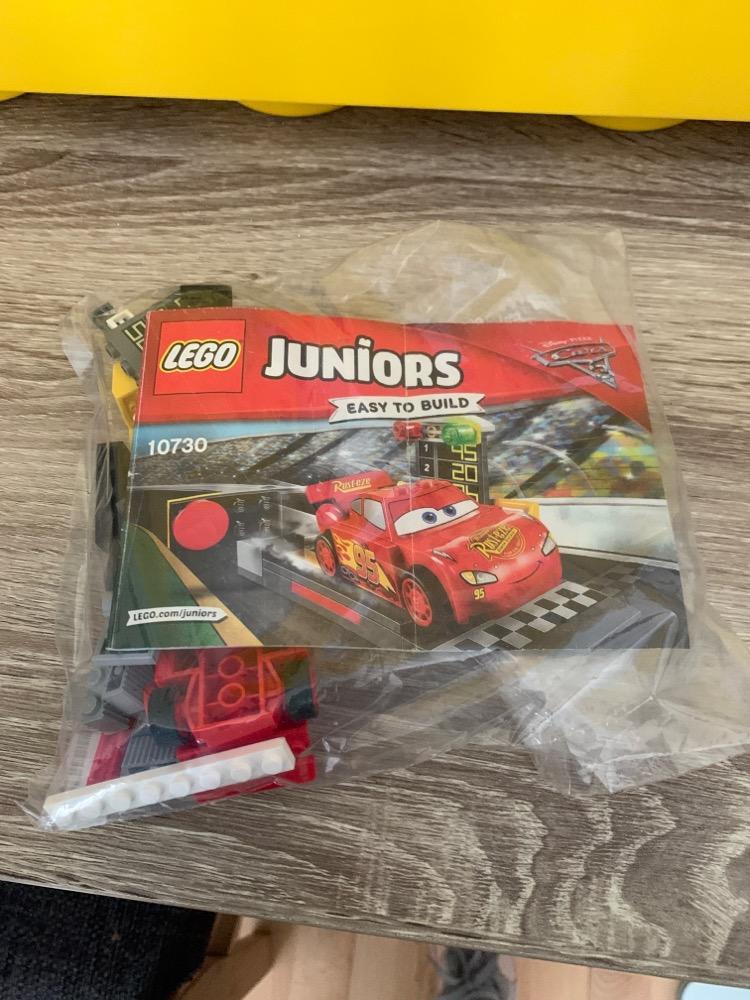 Lego junior 10730