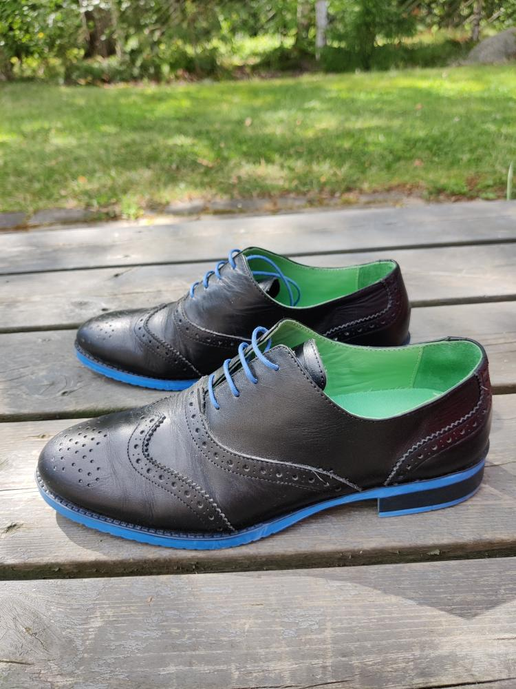 Matalat kengät, 37